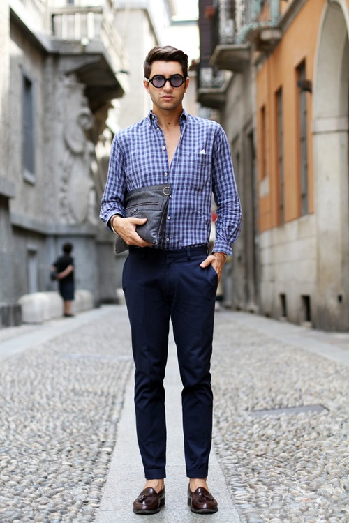 What to wear with brown suede blazer